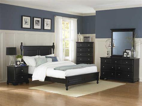 Homelegance Morelle Bedroom Set Black B1356bk