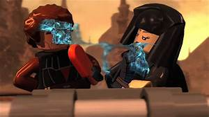 LEGO Star Wars 3D Trooper working out HD video game ...