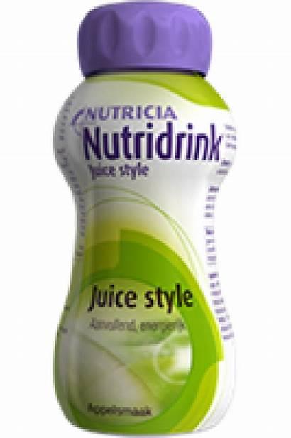 Nutridrink Juice Nutricia Catalogus