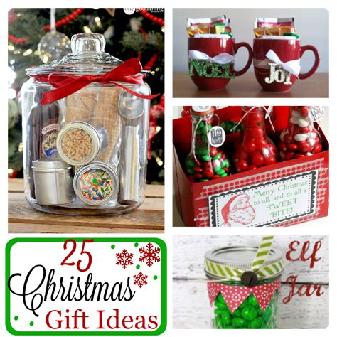 christmas ideas for 25 fun christmas gift ideas fun squared