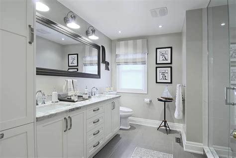 elegant white bathroom interior  marianilind