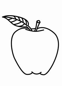 Apple Drawing For Kids At Getdrawings Com