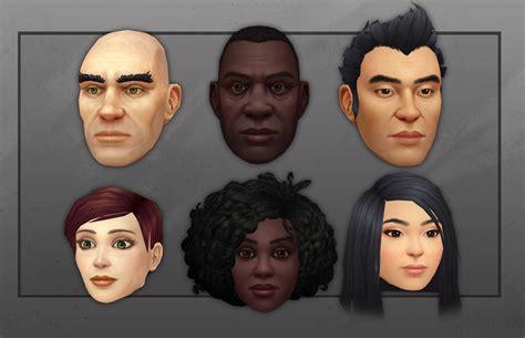 character customization options   shadowlands