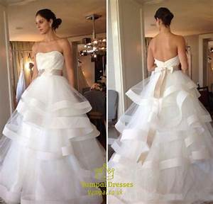 wedding dresses with ruffles at the bottom other dresses With wedding dress with ruffles on bottom