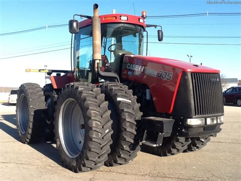 2009 Case IH Steiger 335 - Articulated 4WD Tractors - Waverly