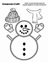 Coloring Christmas Gloves Pages Cut Winter Hat Printable Templates sketch template