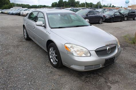2008 Buick Lucerne by 2008 Buick Lucerne Cxl City Md South County Auto