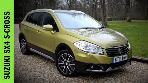 Modifikasi Suzuki Sx4 S Cross by Suzuki Sx4 S Cross Review
