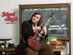 School of rock Jack Black - msyugioh123 Photo (35373117 ...