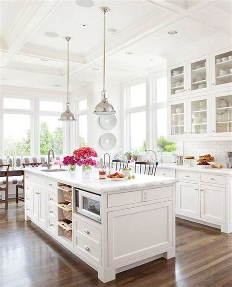kitchen  beautiful mutfak dekorasyon ve beyaz mutfaklar