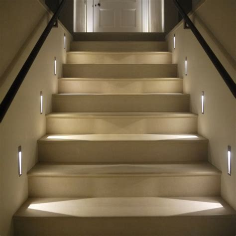 beleuchtung treppenhaus lässt die treppe unglaublich schön erscheinen - Treppe Beleuchtung