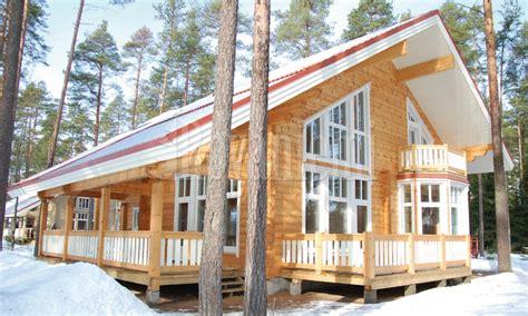 cottage rovaniemi scandinavia modern and stylish wooden cottage by