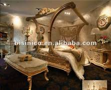 French Bedroom Sets of Luxury European French Style Canopy Bedroom Furniture Set Moq 1set B2