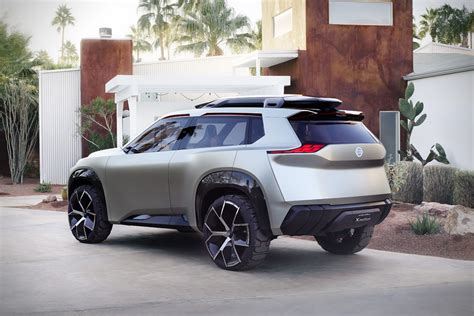 Nissan Xmotion 2020 by Nissan Xmotion Suv Concept Hiconsumption
