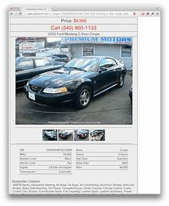 craigslist and backpage templates autocorner used car With craigslist car template