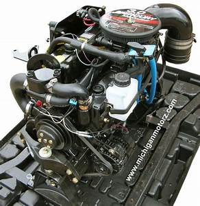 3 0l Mercury Complete Engine Package