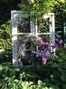 Deko Fenster Für Garten : 1000 ideen zu alte fenster dekorieren auf pinterest ~ Orissabook.com Haus und Dekorationen