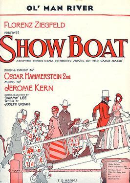 Show Boat Characters by Show Boat