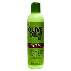 ORS Olive Oil Hair Lotion Oil Moisturizing 85 FL OZ