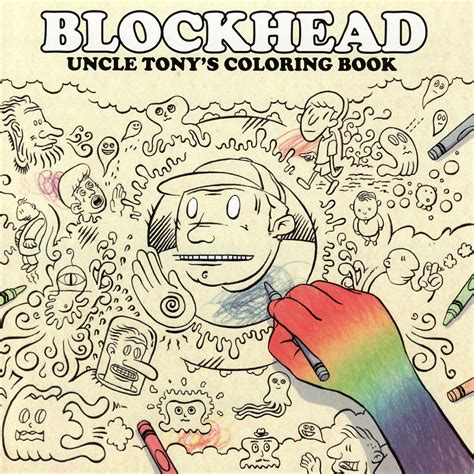 Coloring Book Album by Blockhead Fanart Fanart Tv