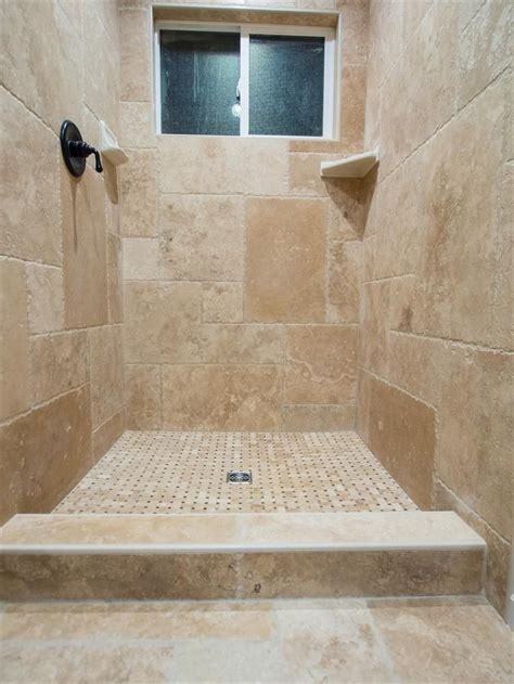 Travertine Bathroom Tiles by Travertine Tile Antique Pattern Sets In 2019 For The