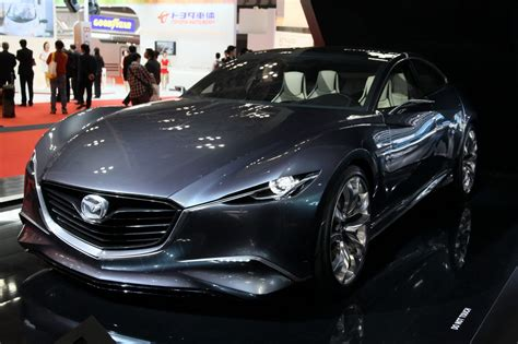 Mazda Hints At Next Mazda6 With Diesel-powered Takeri