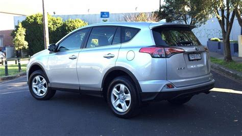 Toyota 2016 Rav4 Reviews by Toyota Rav4 Gx 2wd 2016 Review Road Test Carsguide