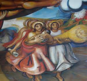 los murales de rivera y siqueiros en el centro m 233 dico