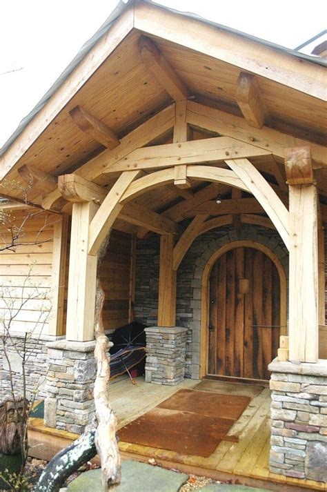 timber frame porch homestead timber frames