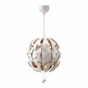 Ikea Lampe Ps : ikea ps 2014 loftlampe hvid kobberfarvet ikea ~ Yasmunasinghe.com Haus und Dekorationen