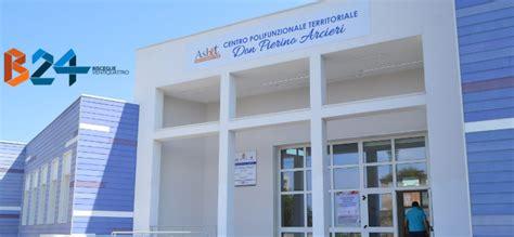 Ufficio Anagrafe Bisceglie by Cup E Ambulatori Specialistici Trasferiti Nella Struttura