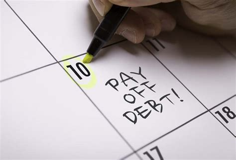 types  loans  pay  debt