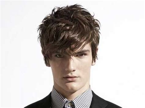 Boy Hairstyles For Wavy Hair by 30 Boy Haircuts Mens Hairstyles 2018