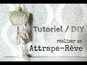 Tutoriel Attrape Rêve : tutoriel diy r aliser un attrape r ve make a dream catcher youtube ~ Voncanada.com Idées de Décoration