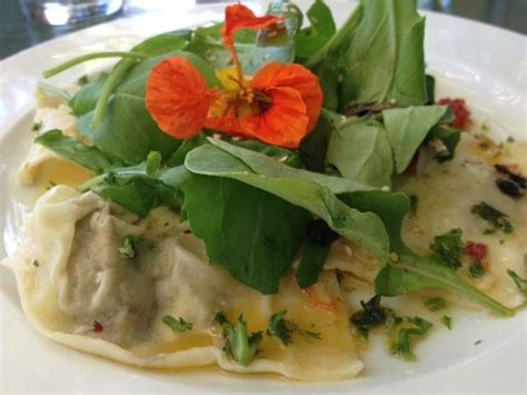 Ravioli  Picture Of Moggs Country Cookhouse, Hermanus