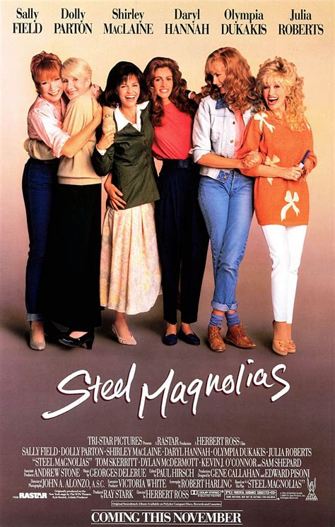 steel magnolias steel magnolias 1989