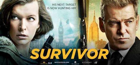 Watch Survivor Online (2015) Full Movie Free 123moviesto