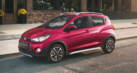 2019 Chevrolet Spark Overview  The News Wheel