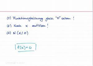 Kurvendiskussion Berechnen : nullstellen berechnen lernwerk tv ~ Themetempest.com Abrechnung