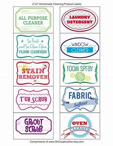 ohcreativeone your one stop printable diy shop free With diy product labels
