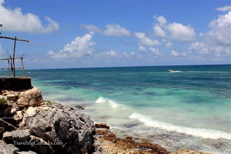 Hidden Paradise on the Caribbean Coast of Tulum, Mexico