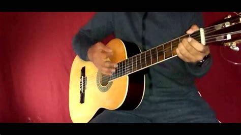 Te Lo Pido Por Favor (guitarra Cover)