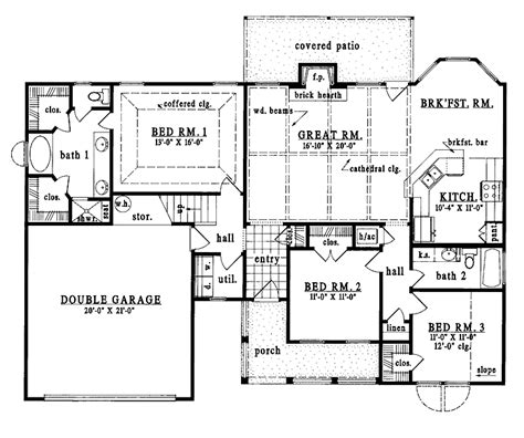 country house plans one one country house plans smalltowndjs com