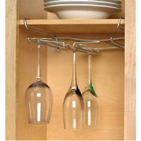 Cabinet Stemware Rack Canada by 25 Best Hanging Wine Glass Rack Trending Ideas On