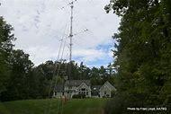 Ham Radio Antenna and Tower