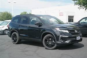 New 2020 Honda Pilot Black Edition Sport Utility In