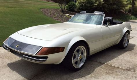 You Could Own This Ferrari Daytona Spyder (replica) For