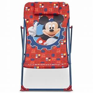 Chaise Enfant Pas Cher : mickey chaise de plage transat enfant achat vente chaise longue enfant pas cher ~ Teatrodelosmanantiales.com Idées de Décoration