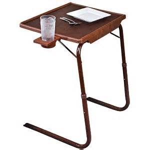 folding tables walmart tablemate with cup holder