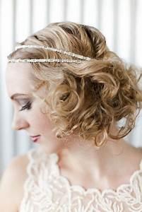 Coiffure Femme Pour Mariage : coiffure court mariage ~ Dode.kayakingforconservation.com Idées de Décoration
